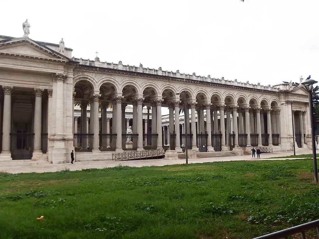 Bazilica San Paolo fuori Mura1
