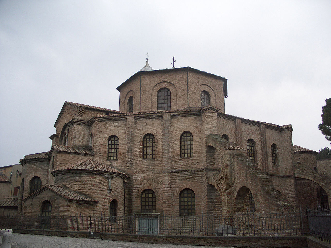 Bazilica San Vitale
