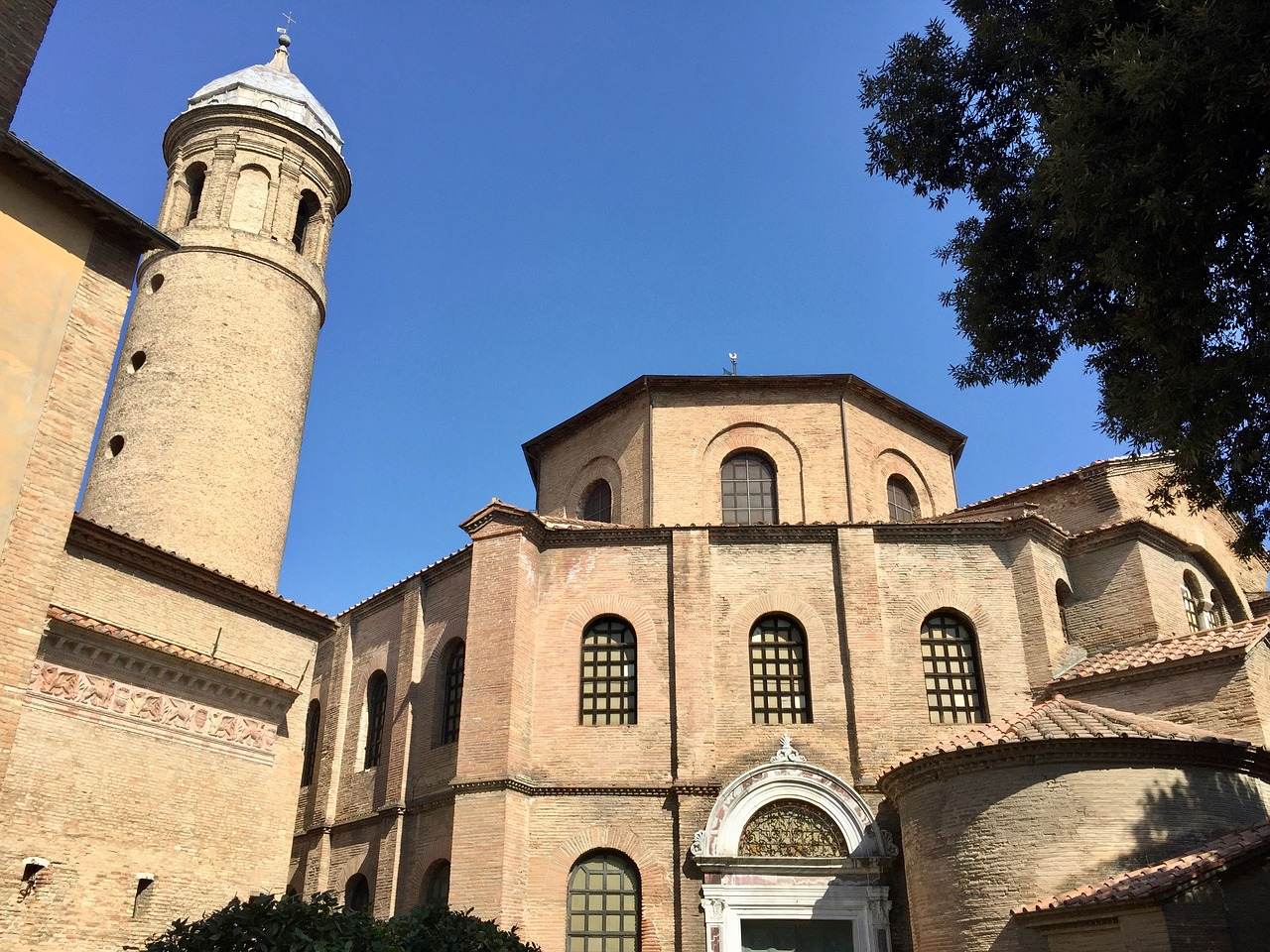 Bazilica San Vitale1