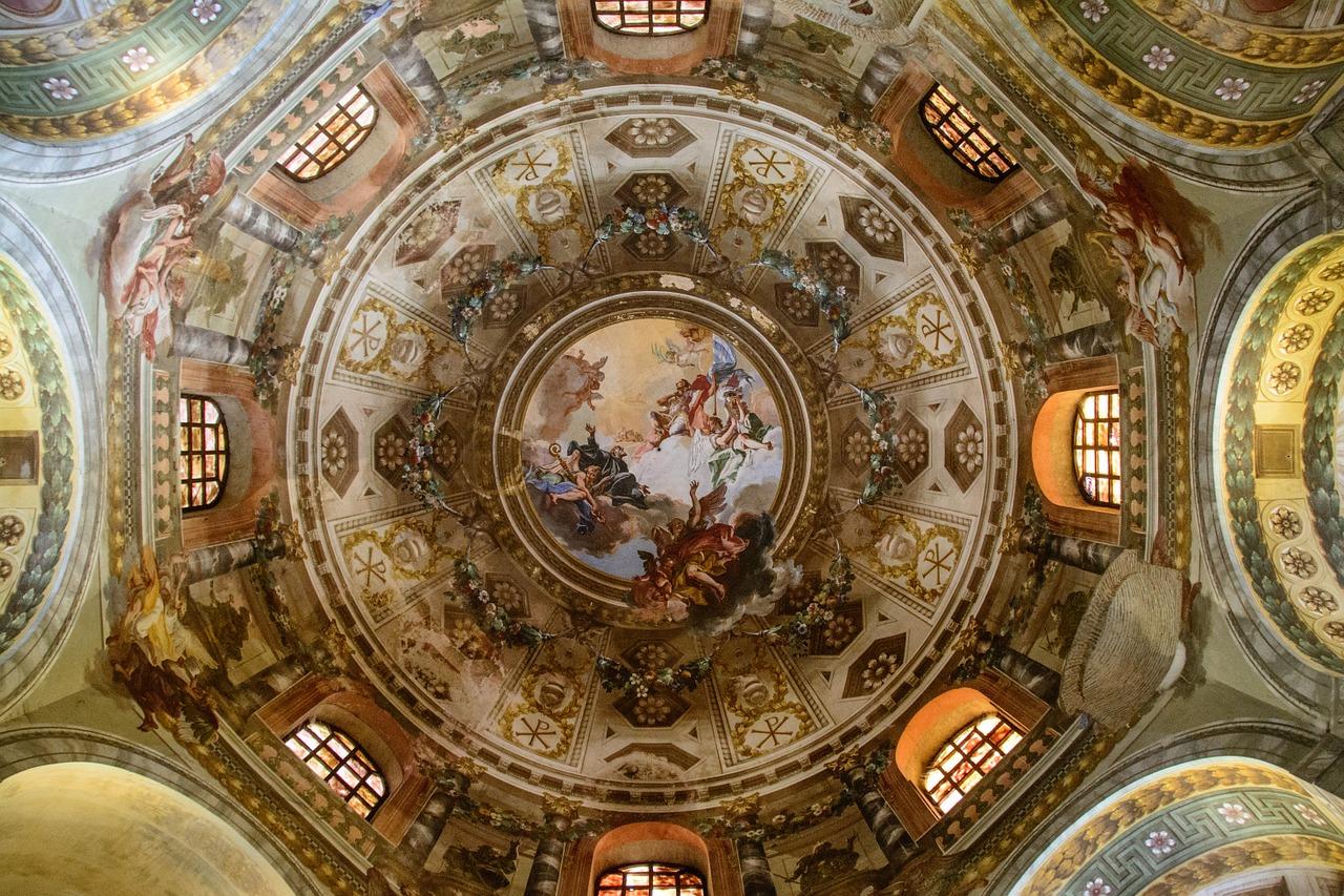 Bazilica San Vitale11