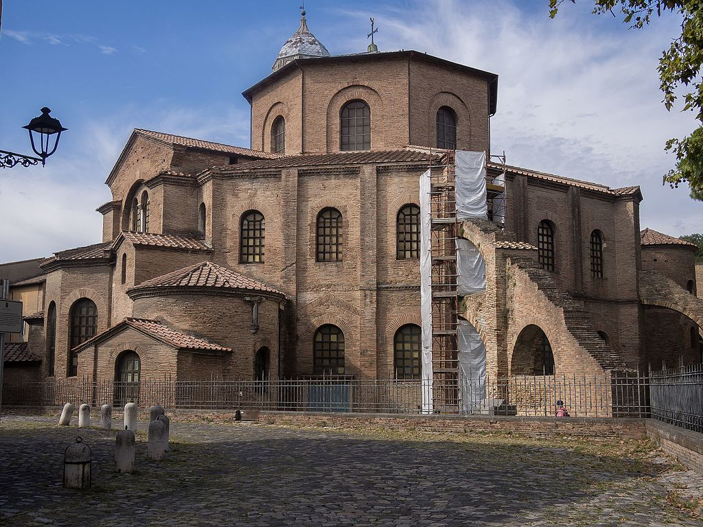 Bazilica San Vitale1111