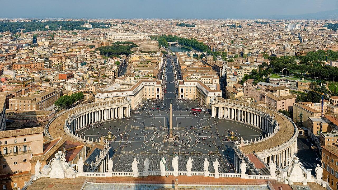Bazilica Sf. Petru din Cetatea Vaticanului1