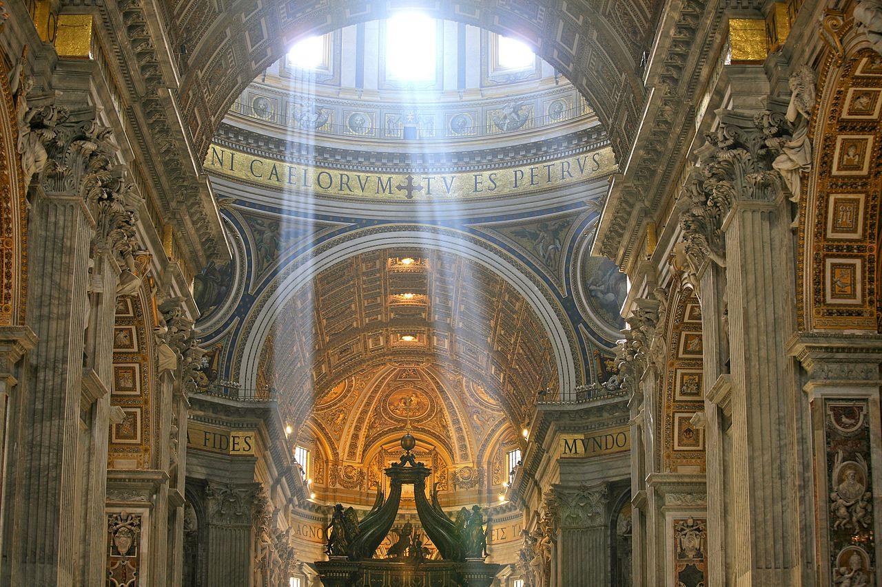 Bazilica Sf. Petru din Cetatea Vaticanului111