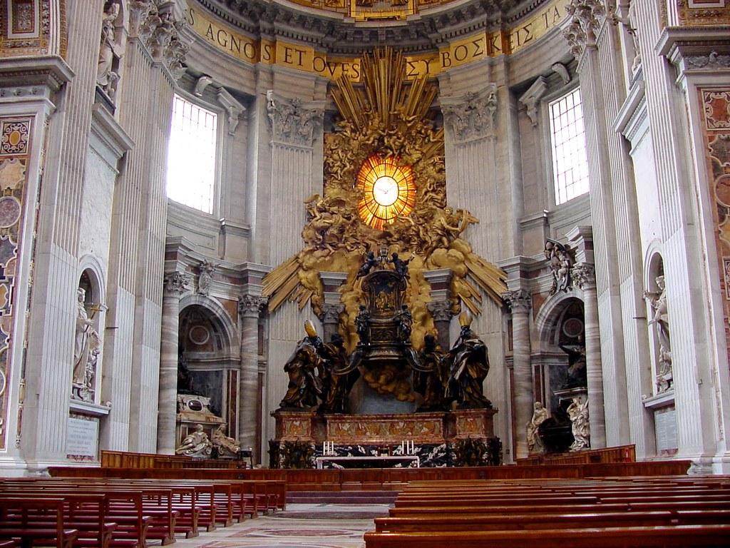 Bazilica Sf. Petru din Cetatea Vaticanului1111