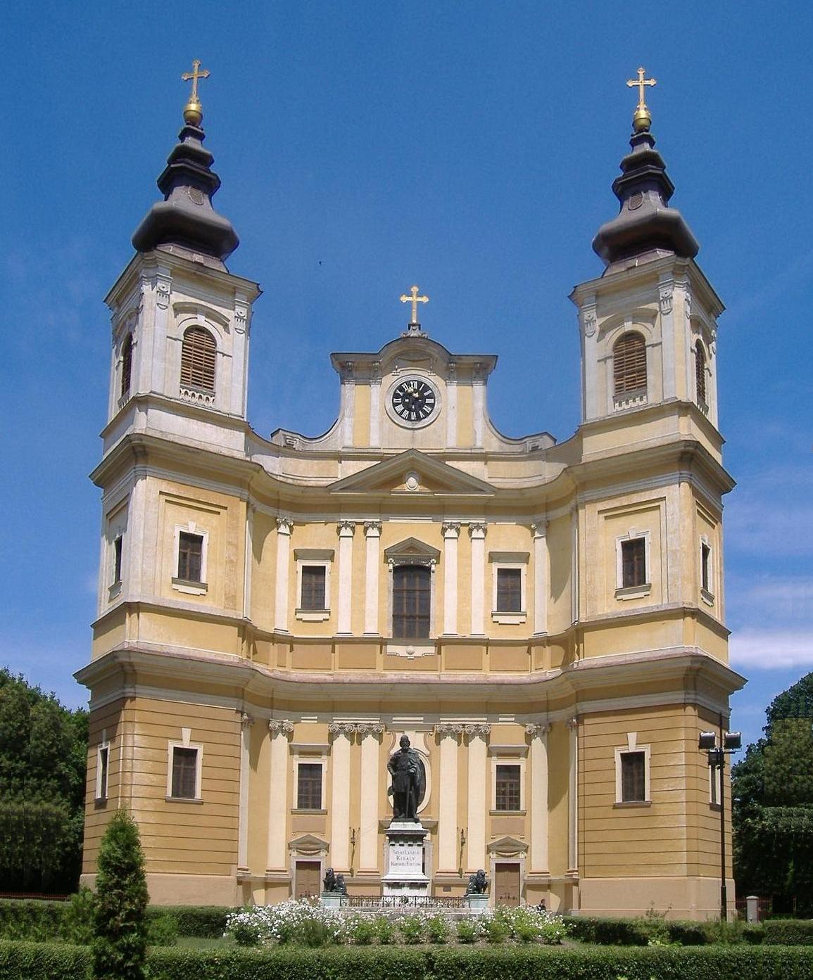 Bazilica romano-catolică din Oradea