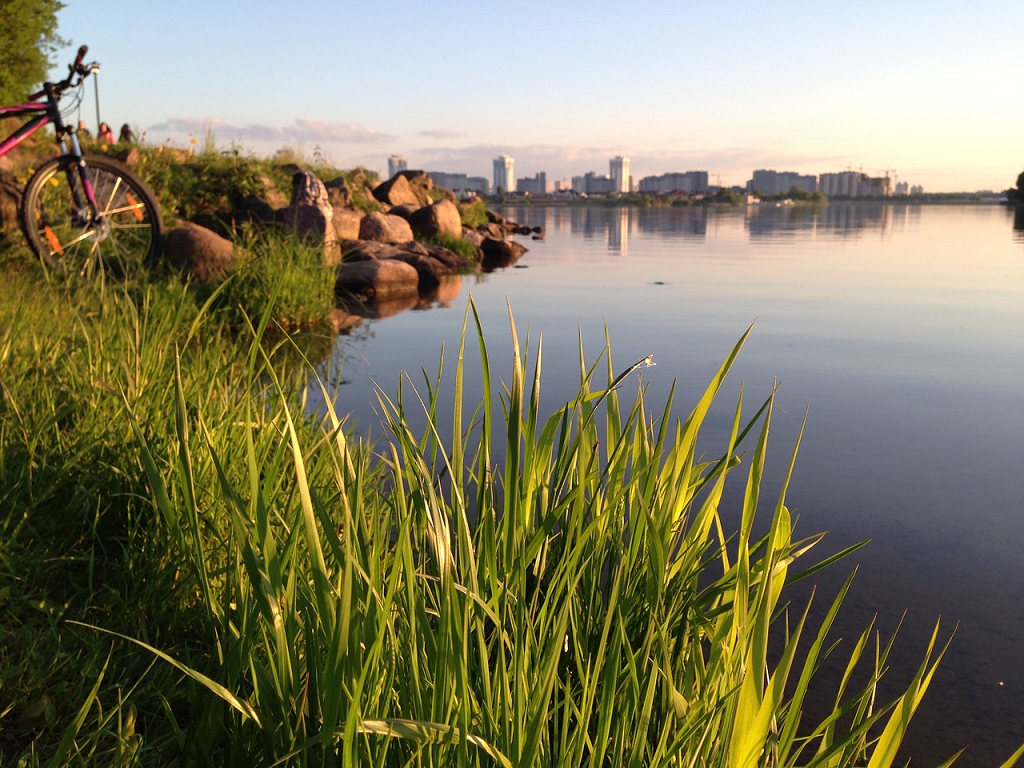 Belarus peisaj