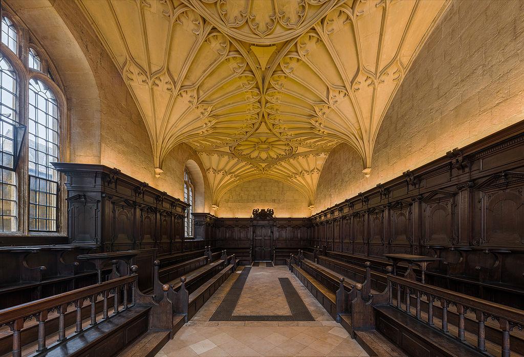 Biblioteca Bodleian1