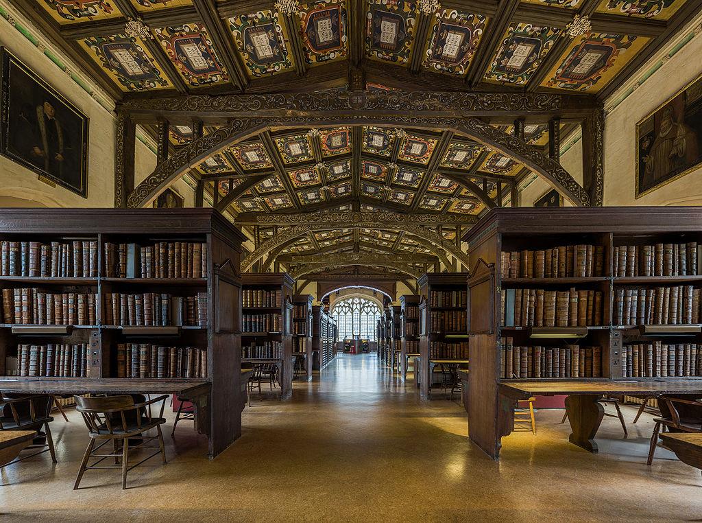 Biblioteca Bodleian11
