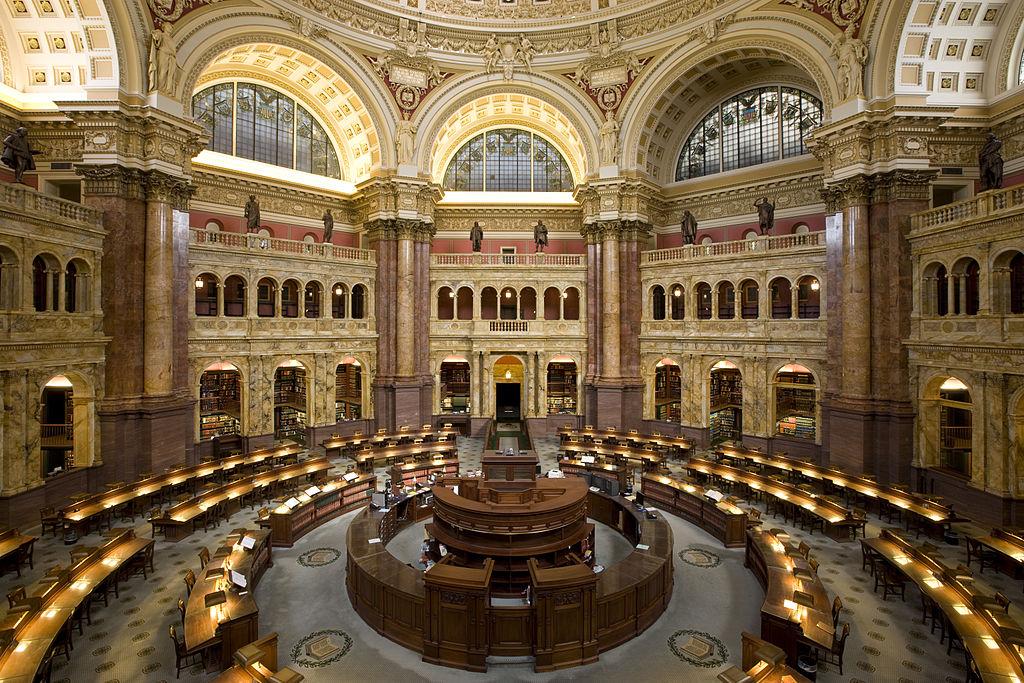 Biblioteca Congresului din Washington DC1
