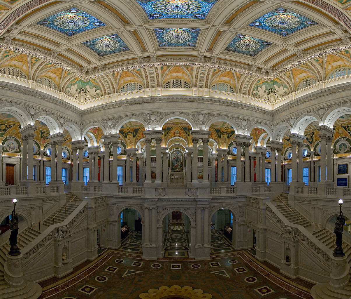Biblioteca Congresului din Washington DC11