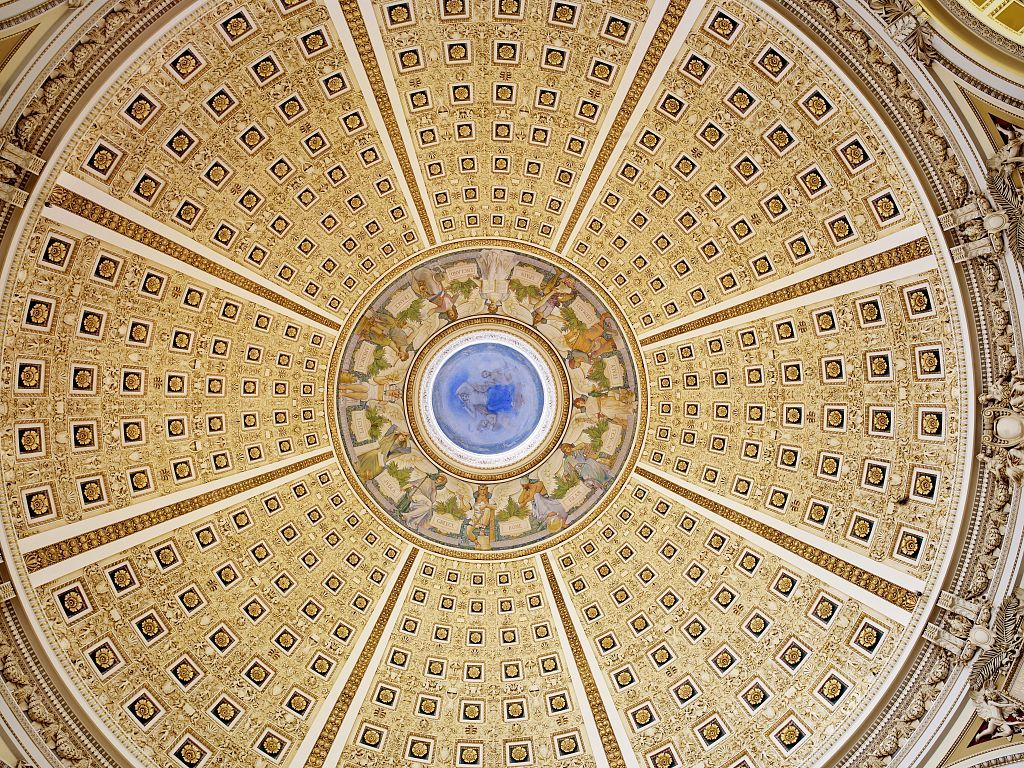 Biblioteca Congresului din Washington DC111