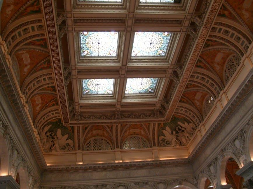 Biblioteca Congresului din Washington DC11111