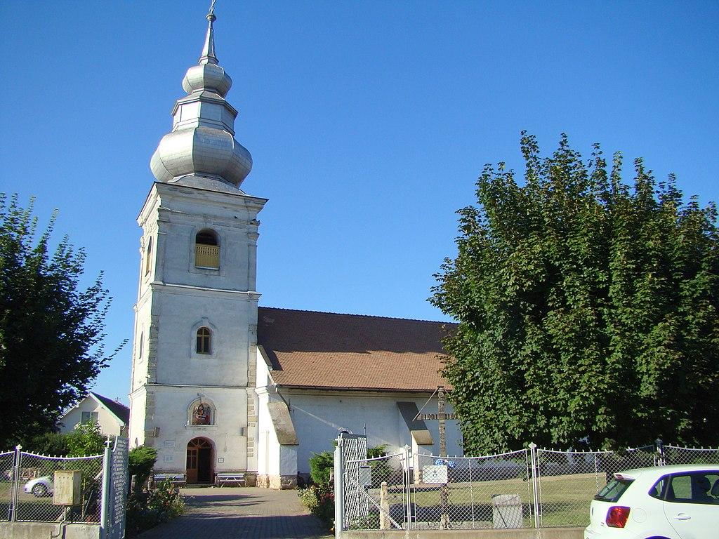 """Biserica """"Adormirea Maicii Domnului Alba"""