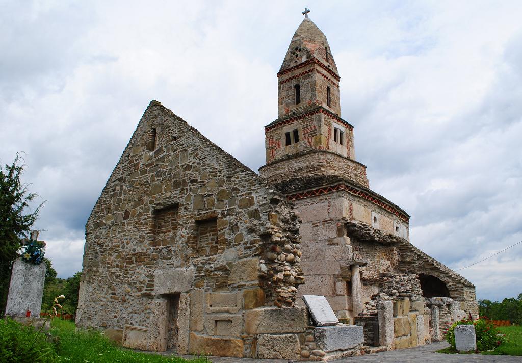 "Biserica ""Sfantul Nicolae"" din Densus"
