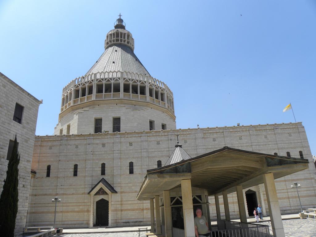 Biserica Bunei Vestiri din Nazaret1
