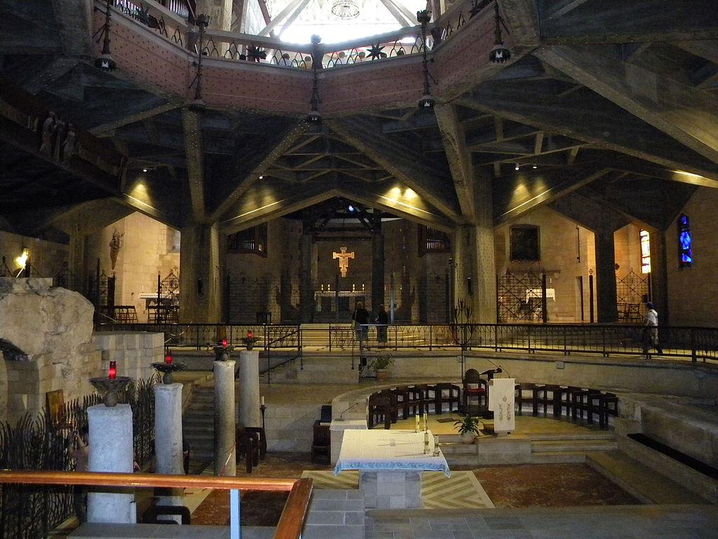Biserica Bunei Vestiri din Nazaret11