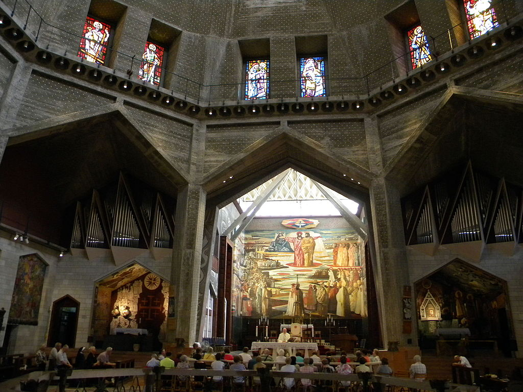 Biserica Bunei Vestiri din Nazaret111