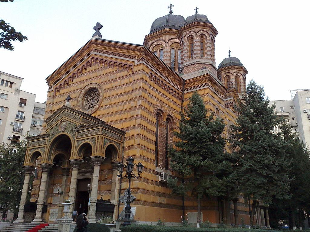 Biserica Domnița Bălașa