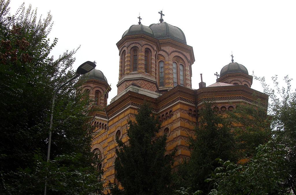 Biserica Domnița Bălașa1