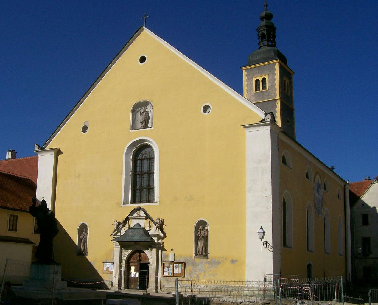Biserica Franciscană Sf. Ioan Botezătorul