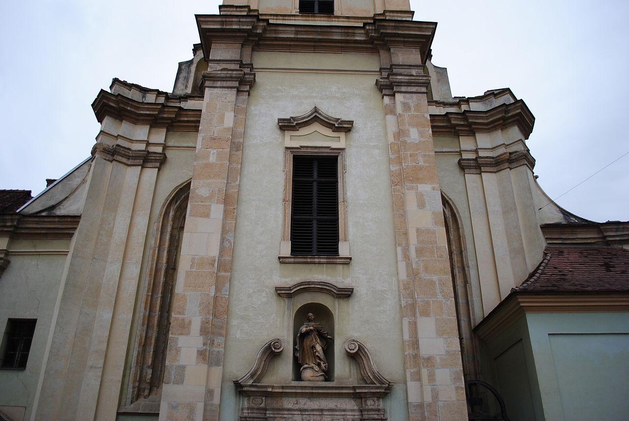 Biserica Franciscană din Cluj-Napoca