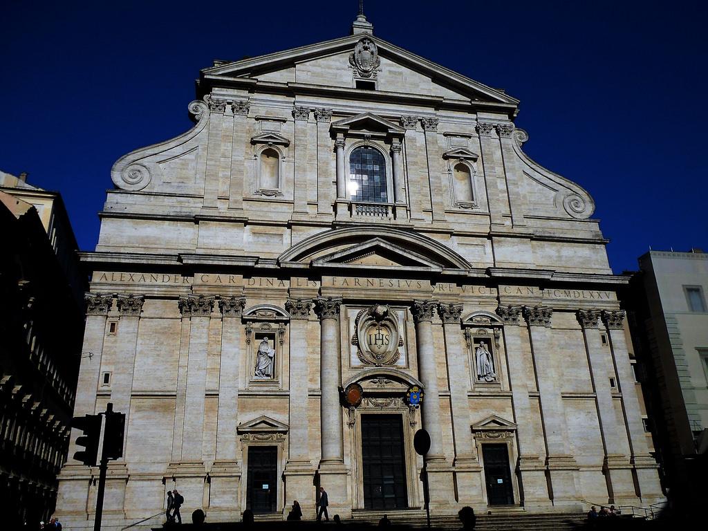 Biserica II Gesu