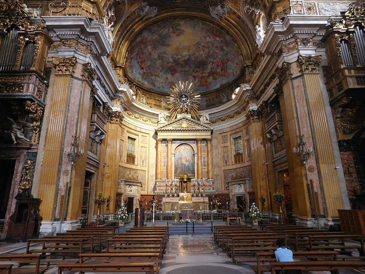 Biserica II Gesu11