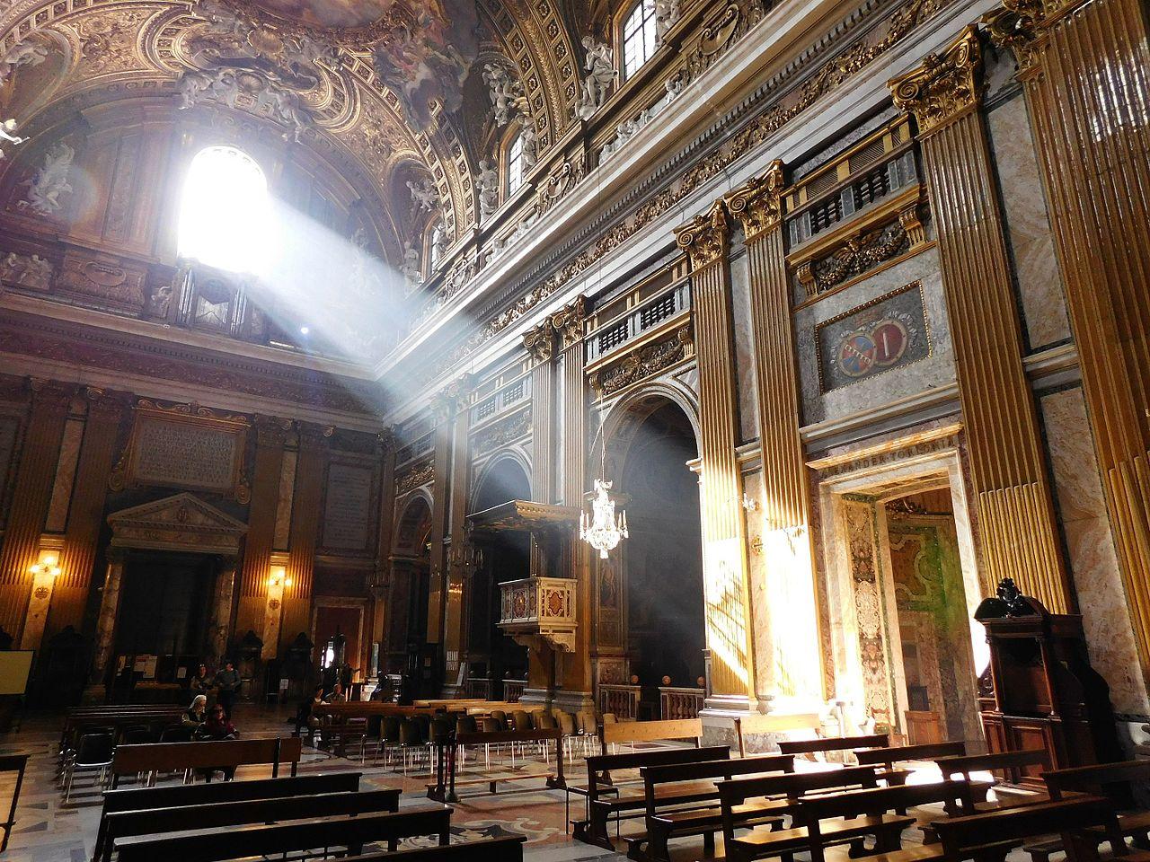 Biserica II Gesu111