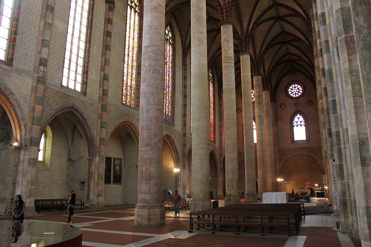 Biserica Iacobinilor din Toulouse1