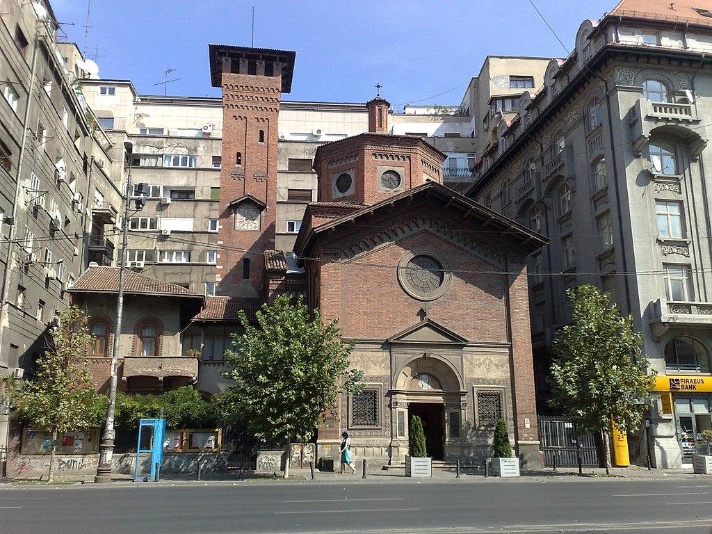 Biserica Italiana din Bucuresti