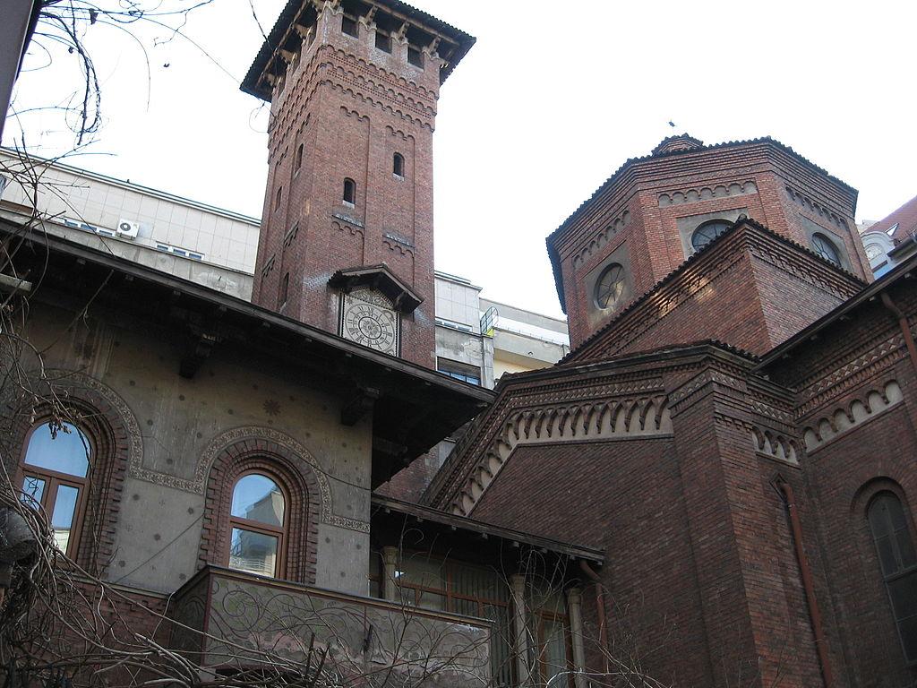 Biserica Italiana din Bucuresti1