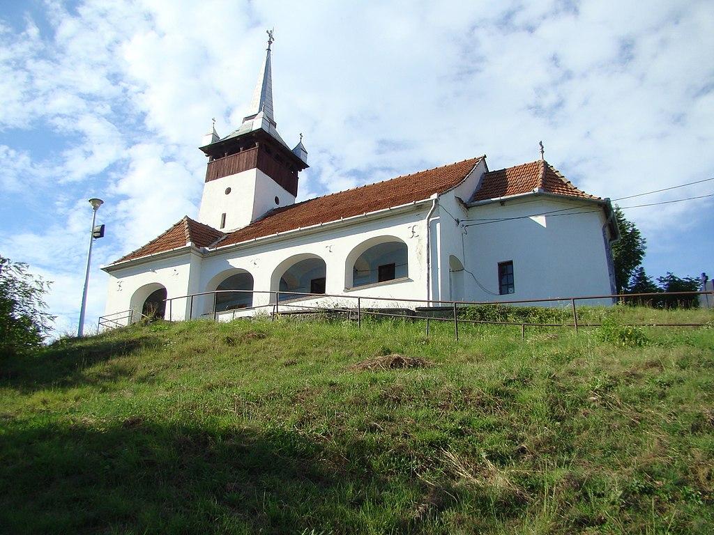 Biserica Maicii Domnului Alba