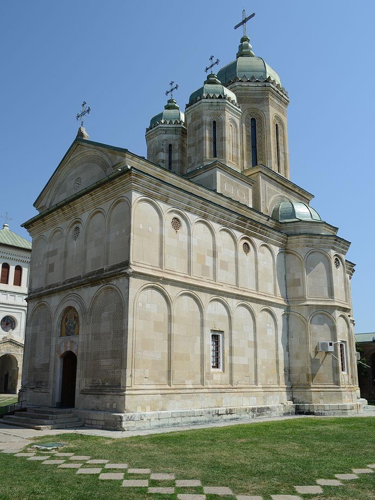 Biserica Manastirii Dealu