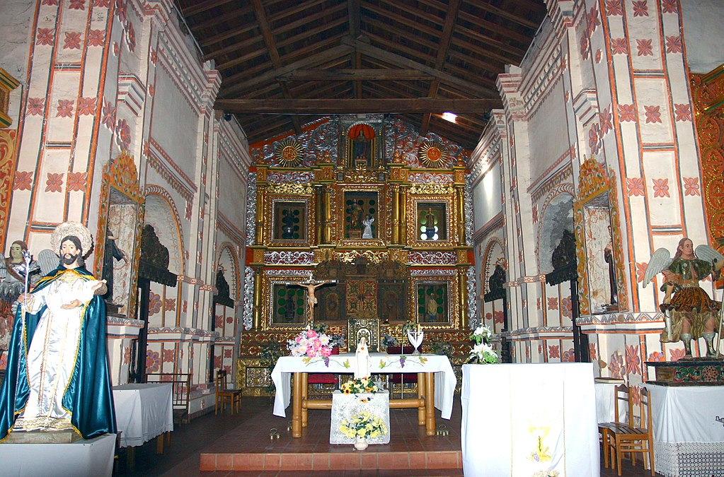 Biserica Mision Jesuitica de San Jose111