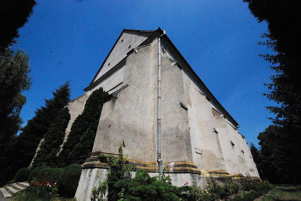 Biserica Reformata din Cetatea medievală din Târgu Mureş