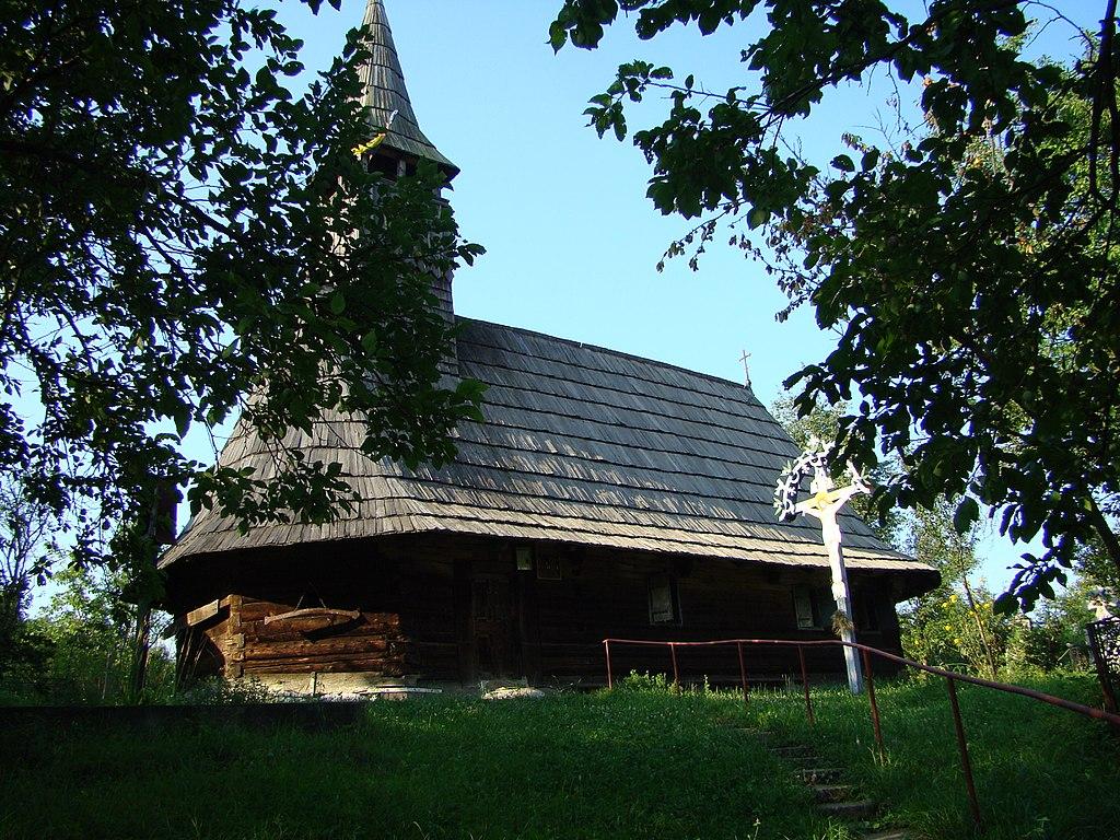 Biserica Salcuta