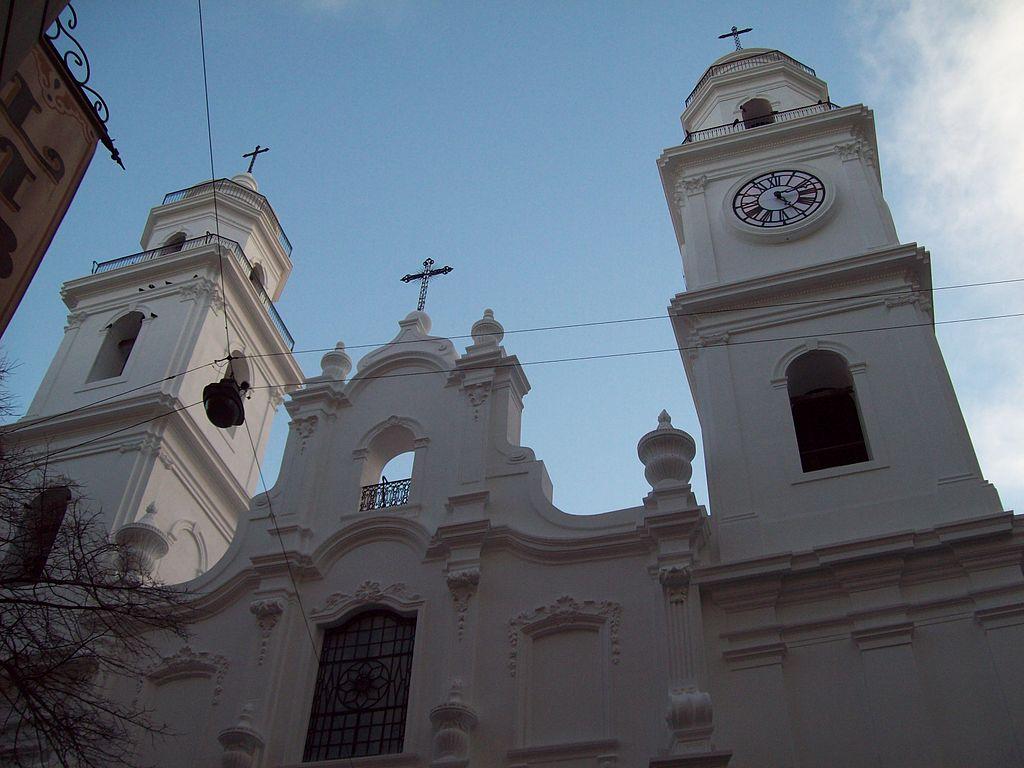 Biserica San Ignacio de Loyola