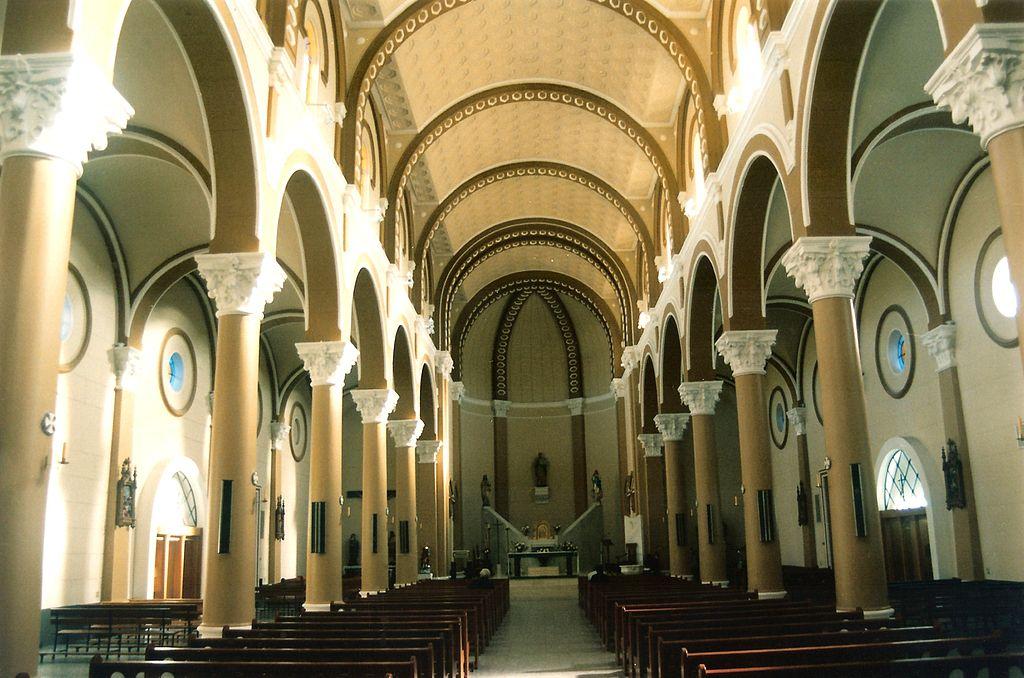 Biserica San Ignacio de Loyola11