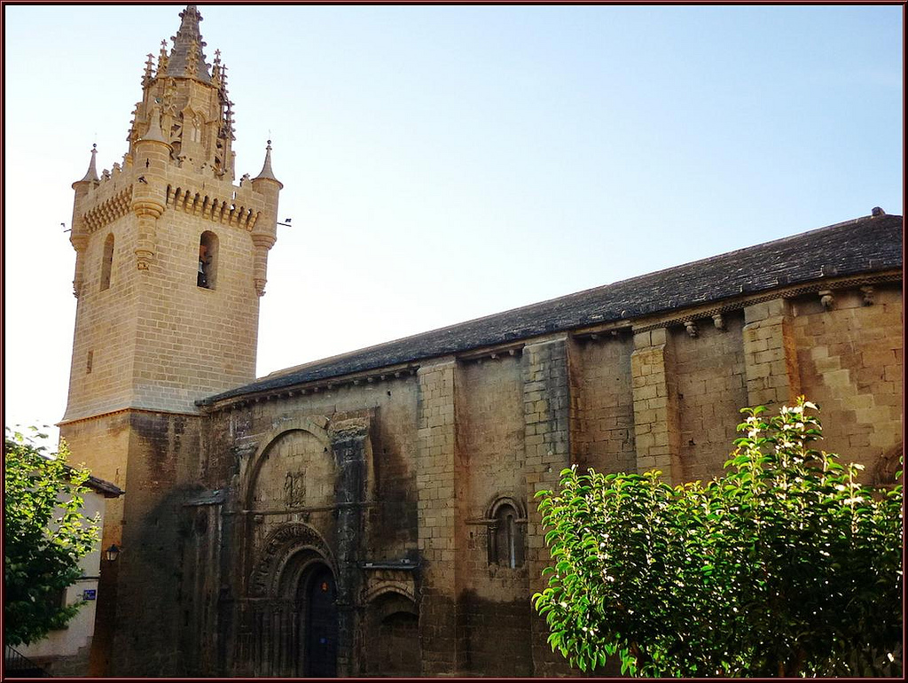 Biserica Santa María la Mayor
