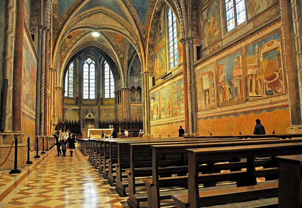 Biserica Sfantului Francisc din Assisi1111