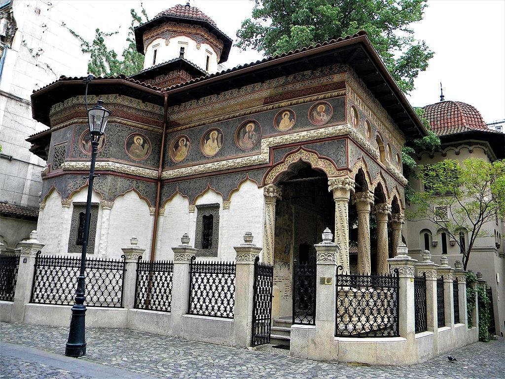 Biserica Stavropoleos1