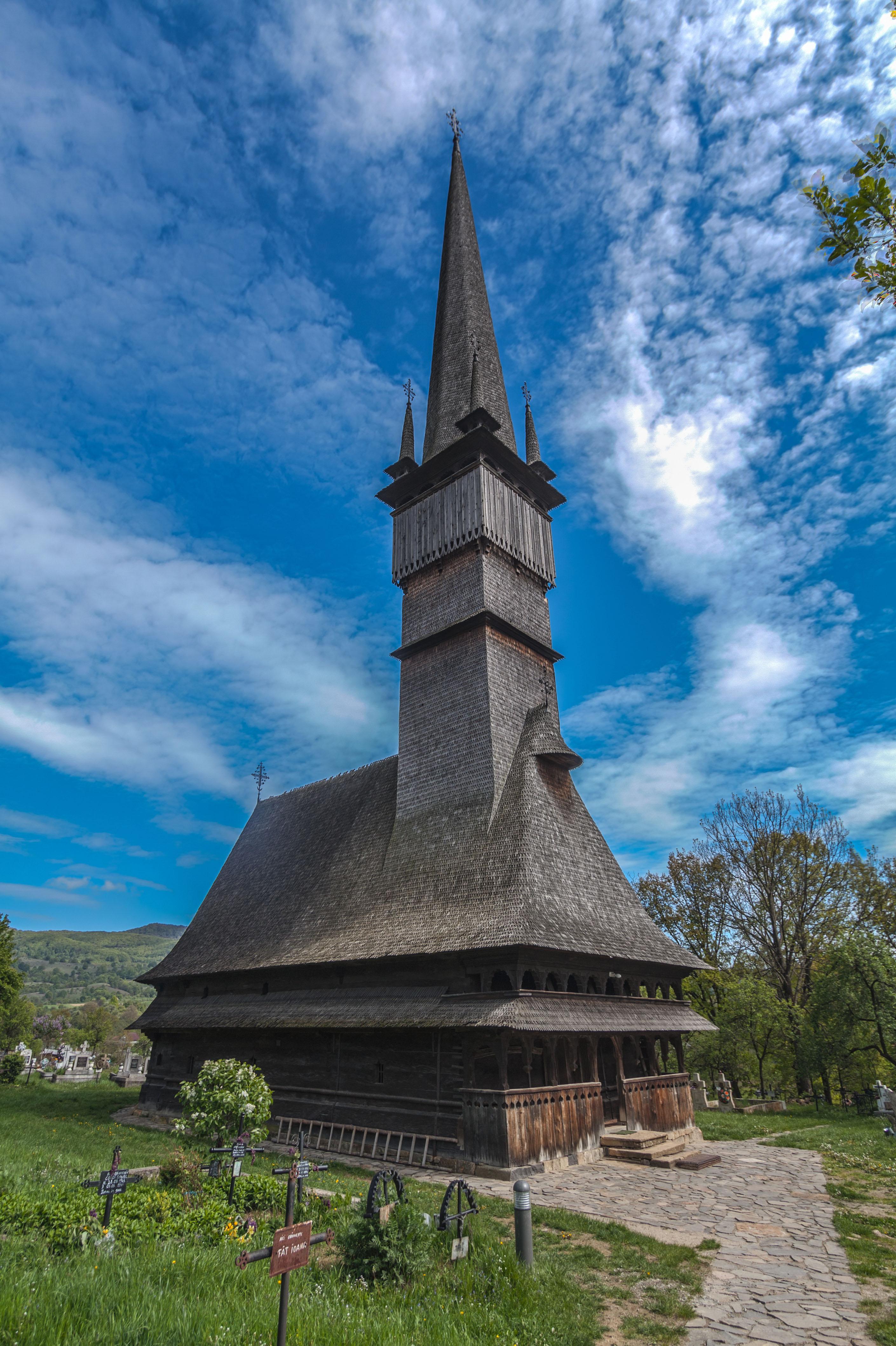 Biserica de lemn din Şurdeşti