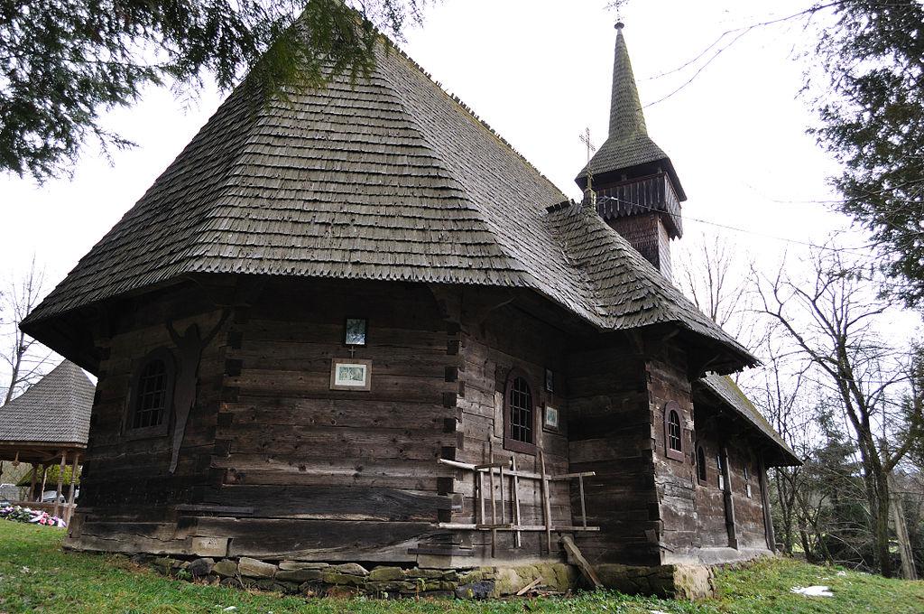 Biserica de lemn din Breb