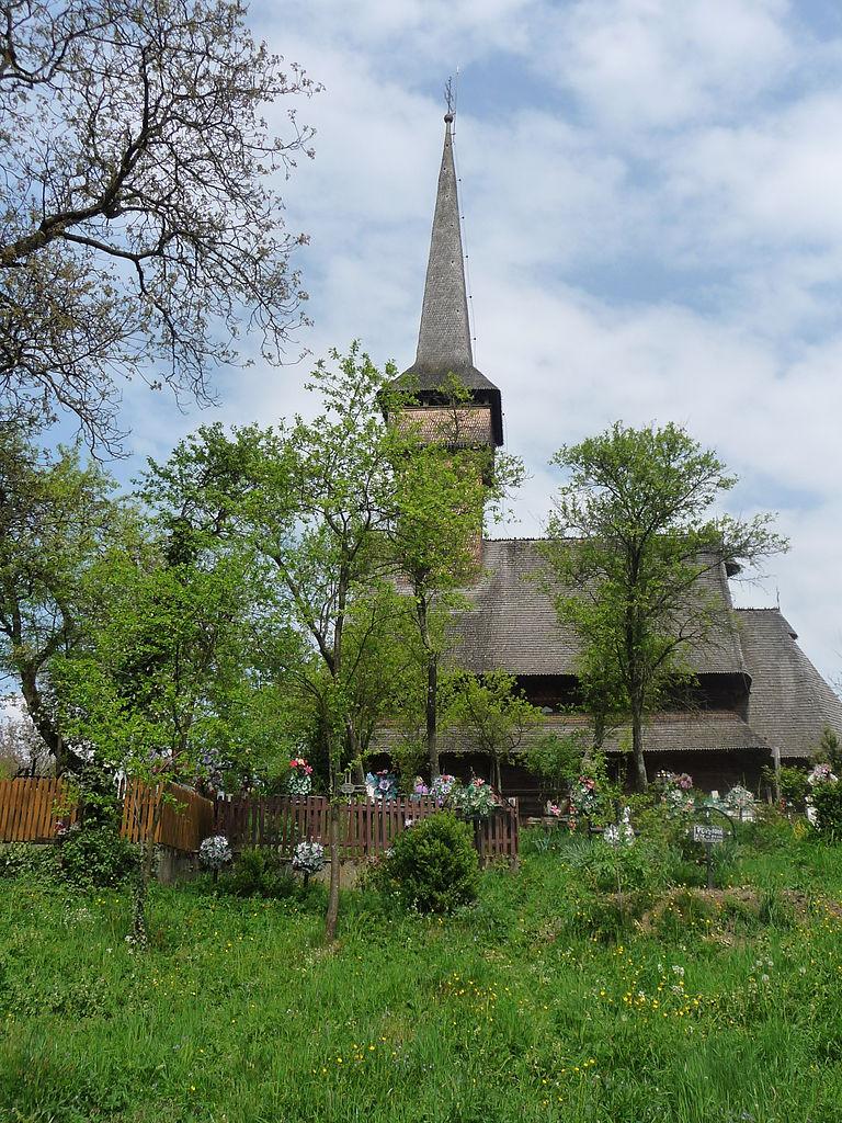 Biserica de lemn din Desești