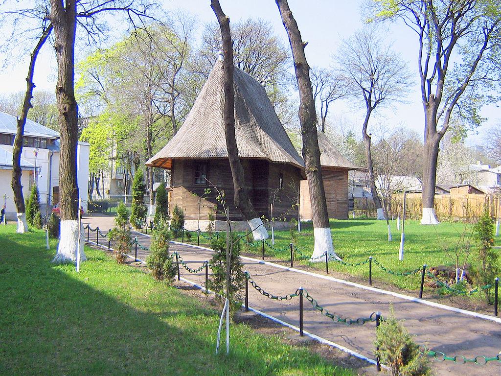 Biserica de lemn din Dorohoi