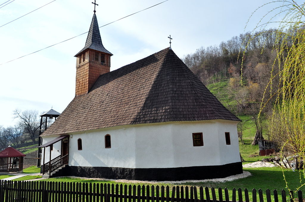 Biserica din Rosia Noua