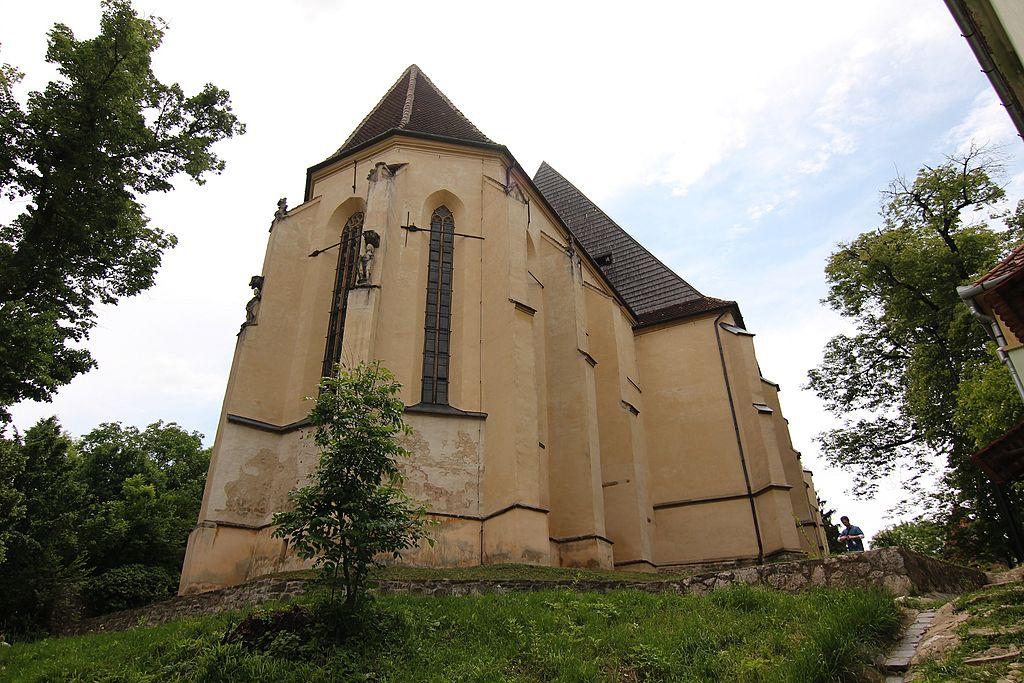 Biserica evanghelică din Deal