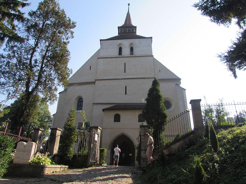 Biserica evanghelică din Deal11