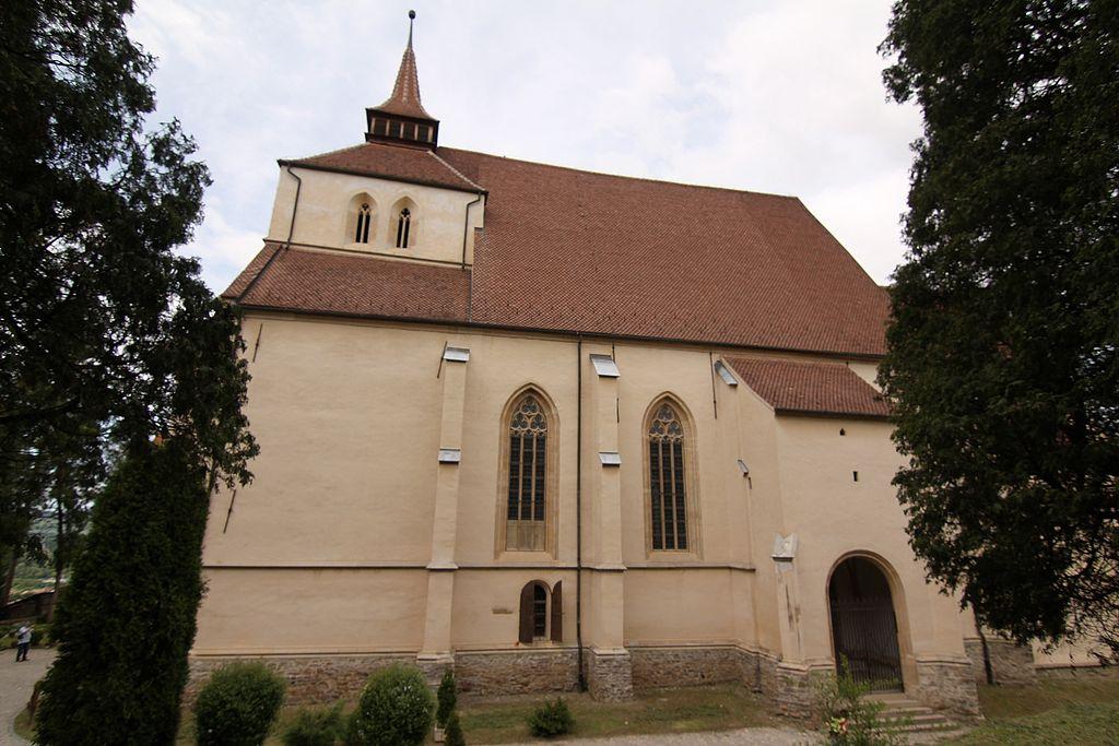 Biserica evanghelică din Deal111