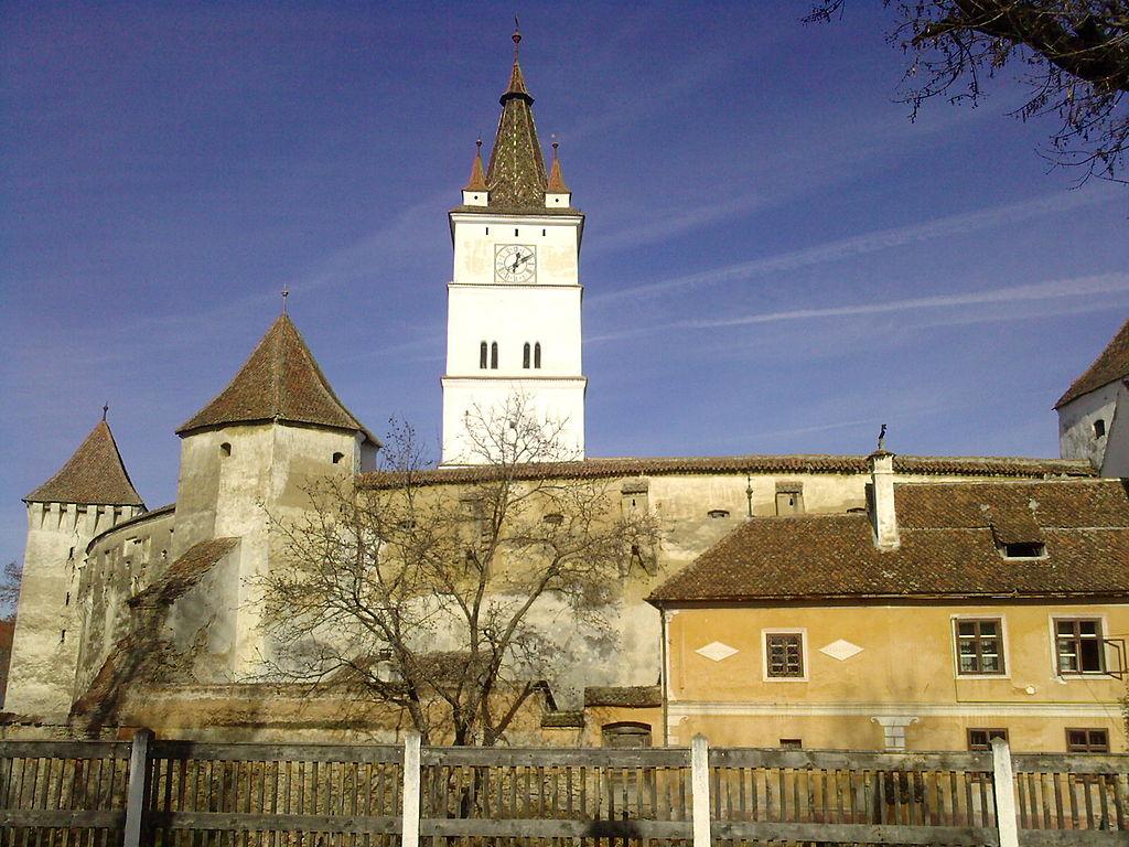 Biserica evanghelică din Harman